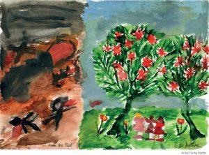 refugee week york artwork